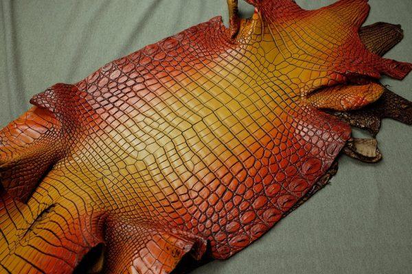 Những điều cần biết khi mua ví da cá sấu