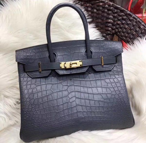 Túi xách nữ da cá sấu