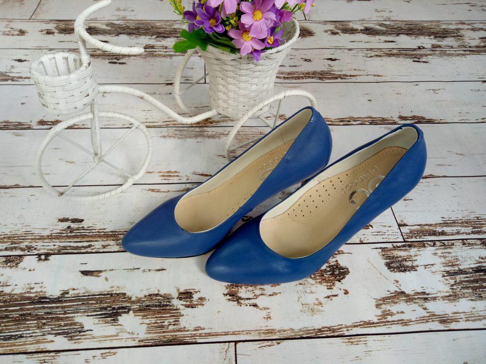 Giày nữ da bò OlaGood