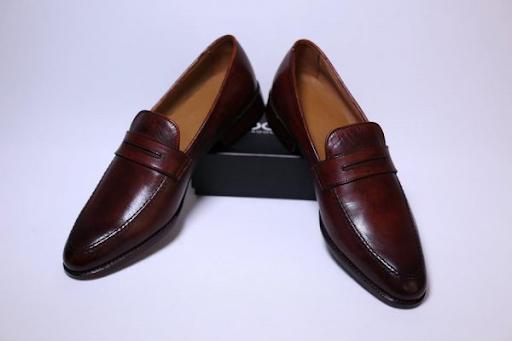Giày nam loafer Mckay – GLMK0117B