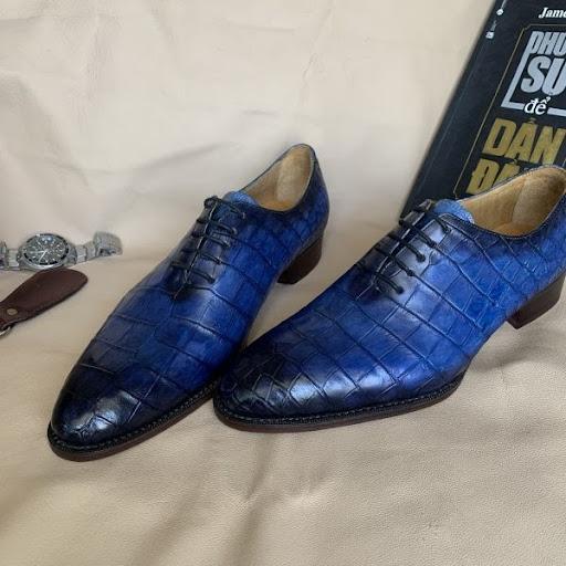 cách bảo quản giày da không bị nổ đơn giản