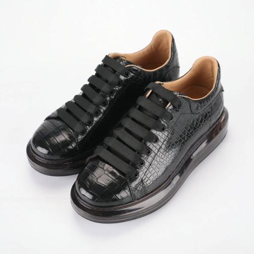 Giày nam thể thao da cá sấu – GTT0113